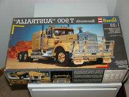 "Revell 1/25th Scale Kenworth ""Australia"" T900 Model Truck -"