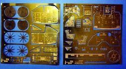New Ware 1/32 Apollo Command Module Interior PE Set for Mono