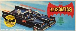 Polar Lights 1:32 Batmobile Plastic Model Kit #821