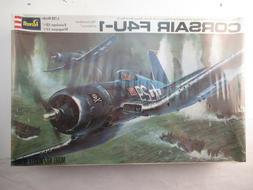 Revell 1/32 Corsair F4U-1 Model Kit #H-278