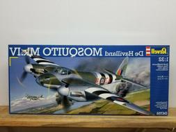 1/32 Revell Germany WW2 Mosquito Mk IV Plastic Scale Model K