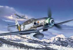Revell 1/32 Messerschmitt Bf 109G-6 Plastic Model Kit 04665