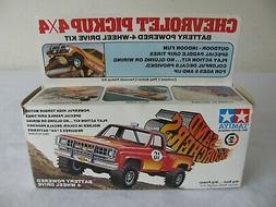 Tamiya 1/32 Sand Scorchers Motorized 1970s Chevrolet 4X4 Ste