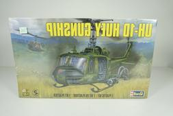 Revell 1/32 Scale Model UH-1D Huey Gunship Helicopter - Bran