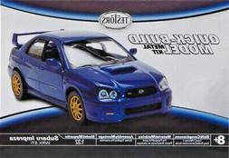 Testors 1/32 Subaru Impreza WRX STI Diecast Pullback Plastic