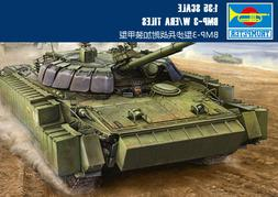 Trumpeter 1/35 00365 BMP-3 with Upgrade Armor Model Kit