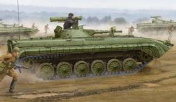 Trumpeter 1/35 05556 Soviet BMP-1P IFV plastic model Static
