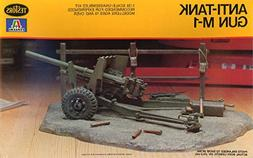 Testors Italeri 1:35 Anti Tank Gun M-1 Plastic Model Kit #78