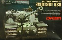 Meng 1:35 British Heavy Tank A39 Tortoise Plastic Model Kit