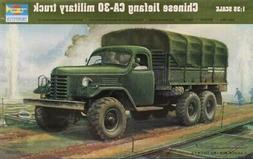 Trumpeter 1:35 Chinese Jiefang CA-30 Military Truck Plastic