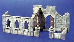 Royal Model 1/35 Church Ruin Section  012