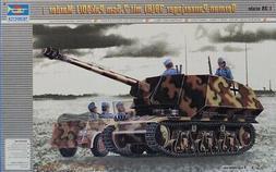 Trumpeter 1:35 Geman Panzerjager 39H Mit 7.5cm Pak40/ I Mard