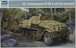 Trumpeter 1:35 German Sd.Kfz.8 DB10 Gepanzerte 12t Model Kit