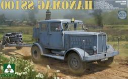 Takom 1:35 Hanomag SS100 WWII German Tractor - Plastic Model