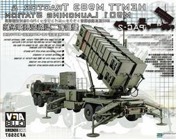 AFV Club 1/35 HEMTT M983 w/ Patriot PAC-2 Plastic Model Kit