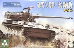 Takom 1:35 IDF Light Tank AMX-13/75 Plastic Model Kit #2036