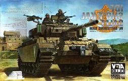AFV Club 1:35 IDF Sho't Kal Dalet w/ Battering RAM Plastic M