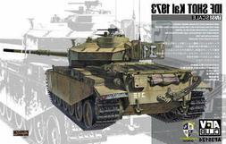 AFV Club 1/35 IDF Shot Kal 1973 35124