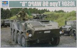 Trumpeter 1:35 JGSDF Type 96 Wapc B Plastic Model Kit #05569