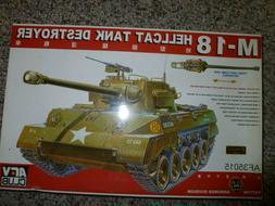 AFV Club 1/35 M-18 Hellcat Tank Destroyer Model Kit AF35015
