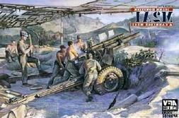 AFV Club 1:35 M2A1 105mm Howitzer Plastic Model Kit 35182 AF