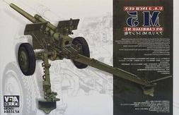 AFV Club 1:35 M5 u.s. 3 Inch Gun Plastic Model Kit #AF35S64