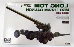 AFV Club 1:35 M59 155mm Cannon Long Tom Plastic Model Kit #A