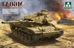 Takom Models 1/35 M60A1 w/Explosive Reactive Armour