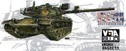 AFV Club 1/35 M60A3 Patton Main Battle Tank Plastic Model Ki