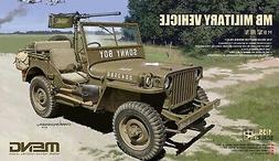 Meng Model 1/35 MB Military Vehicle #VS011 #011 *nEW rELEASE