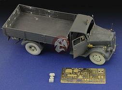 Royal Model 1/35 Opel Blitz 3Ton 4x2 Cargo Truck Update Set