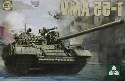Takom 1:35 Russian Medium Tank T-55 AMV Plastic Model Kit #2