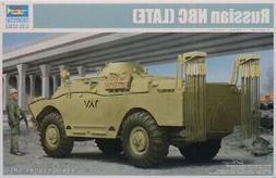 1 35 russian nbc late plastic model