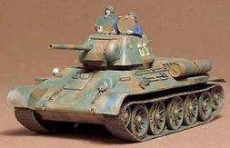 1/35 Russian T34/76 Tank 1943 4950344350599
