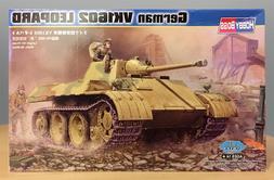 Hobby Boss 1/35 Scale German WWII VK1602 Leopard Model Kit 8