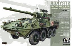 AFV Club 1/35 scale kit AF35128, M1128 MGS Stryker.