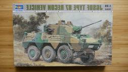 1/35 Scale Model Kit Trumpeter JGSDF Type 87 Recon Vehicle #