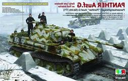 1/35 Rye Field Models Sd.Kfz.171 Panther G Late w/ Full Int