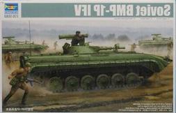 Trumpeter 1:35 Soviet BMP-1P IFV Plastic Model Kit #05556