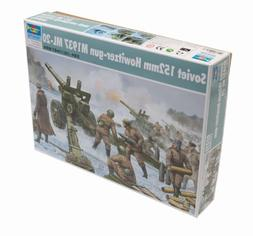 Trumpeter 1/35 Soviet ML20 M1937 152mm Howitzer Model Kit