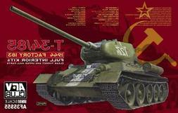 1/35 AFV CLub T-34/85 MODEL 1944 FACTORY NO.183