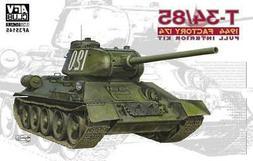 1/35 AFV Club T-34/85 MODEL 1944, 1945 No.174