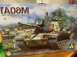 TAKOM 1/35 U.S. ARMY MAIN BATTLE TANK M60A1 Model Kit TKO213