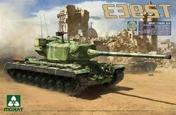 Takom 1:35 US Heavy Tank T29E3 Plastic Model Kit 2064 TAK206