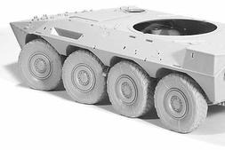 Model Victoria 1/35 Wheels for Italian AFV B1 Centauro  0005
