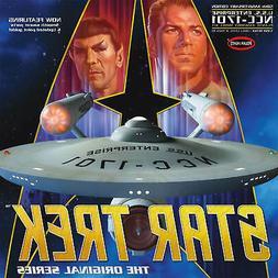 Polar Lights 1:350 Star Trek TOS Enterprise 50th Anniversary