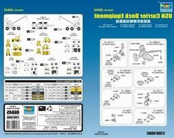 Trumpeter 1/350 USN Carrier Deck Equipment TRP6645