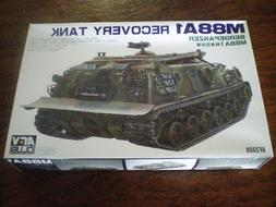 AFV Club 1/35th Scale M88A1 Bergepanzer Recovery Tank Kit No