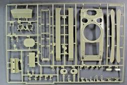 AFV Club 1/35th Scale US M24 Chaffee Tank Korean War Parts T
