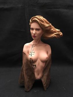 1/4 Resin Model Kit, Megan bust